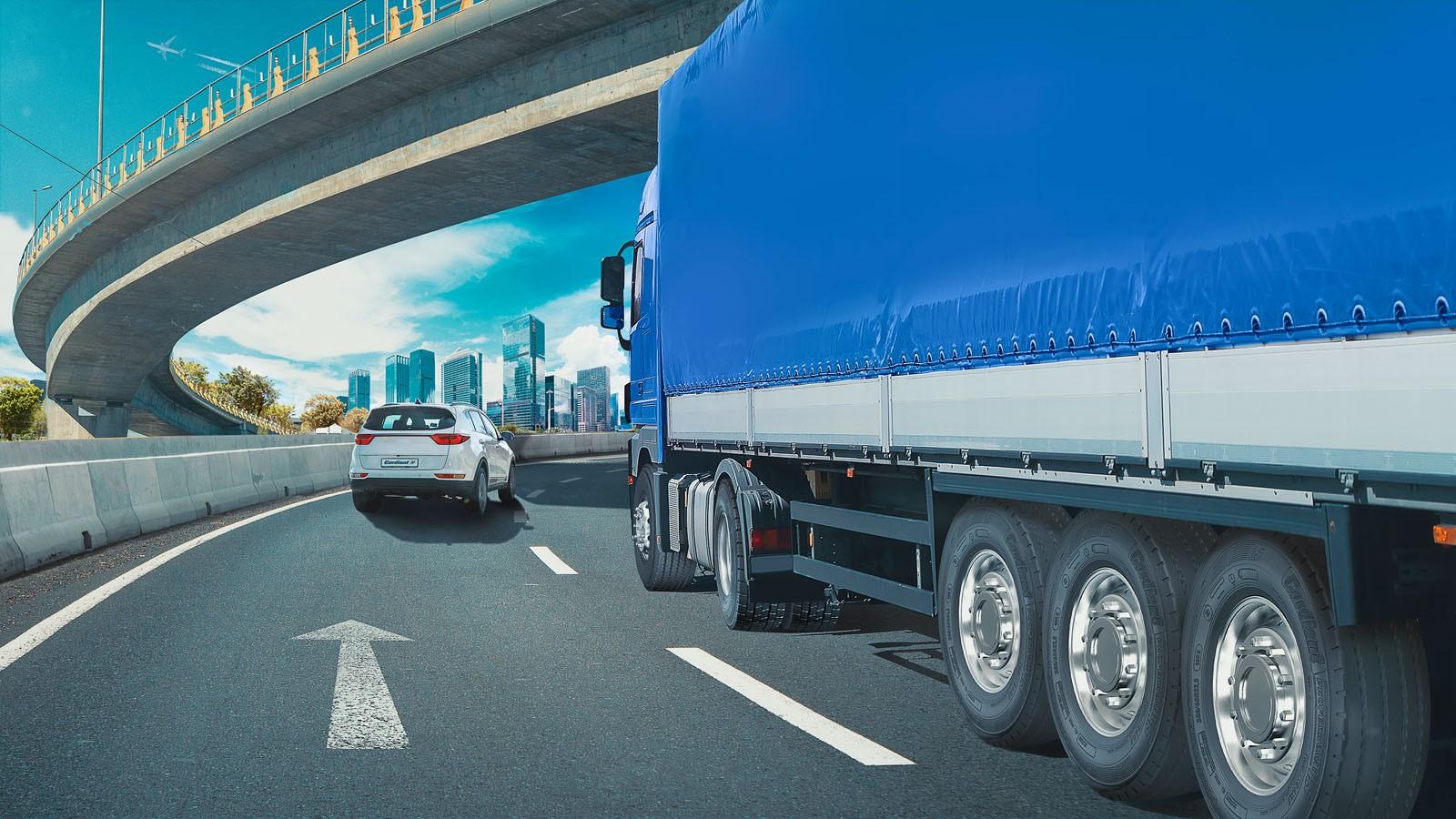 Cordiant Professional: профессиональные грузовые шины с поддержкой для бизнеса