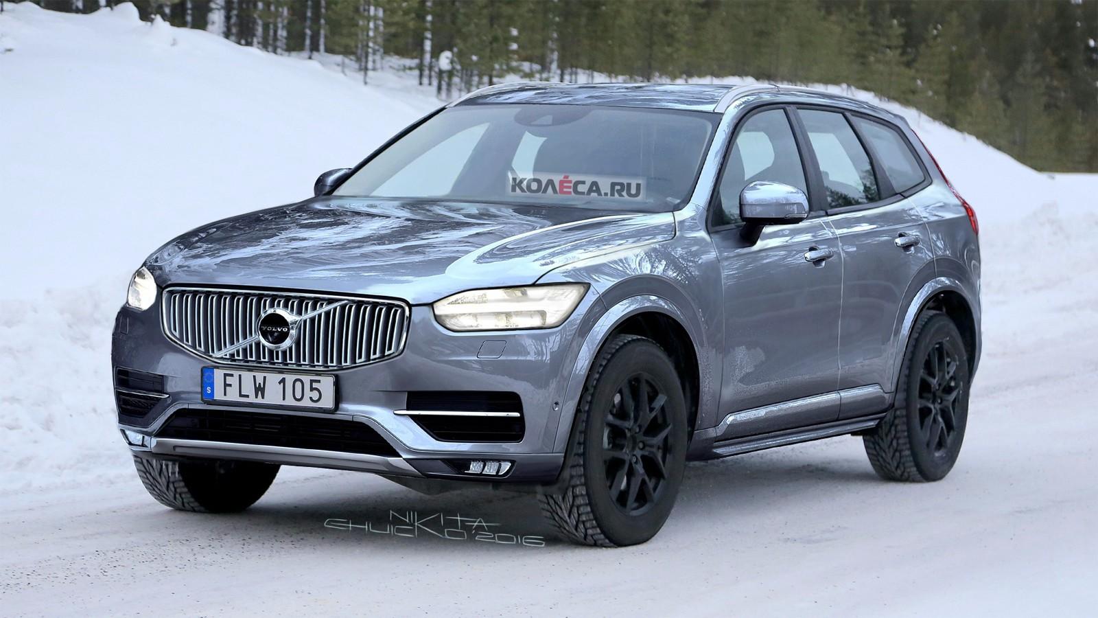 Рендер нового Volvo XC60 от