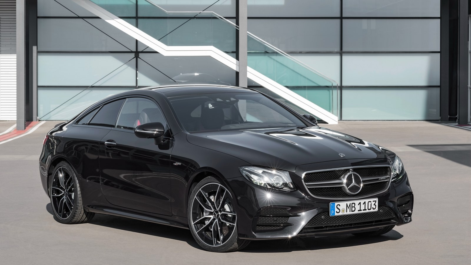 Mercedes-AMG E 53 Coupe 4MATIC+