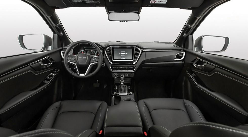 Отстающий от конкурентов пикап Isuzu D-Max скоро сменит поколение в РФ