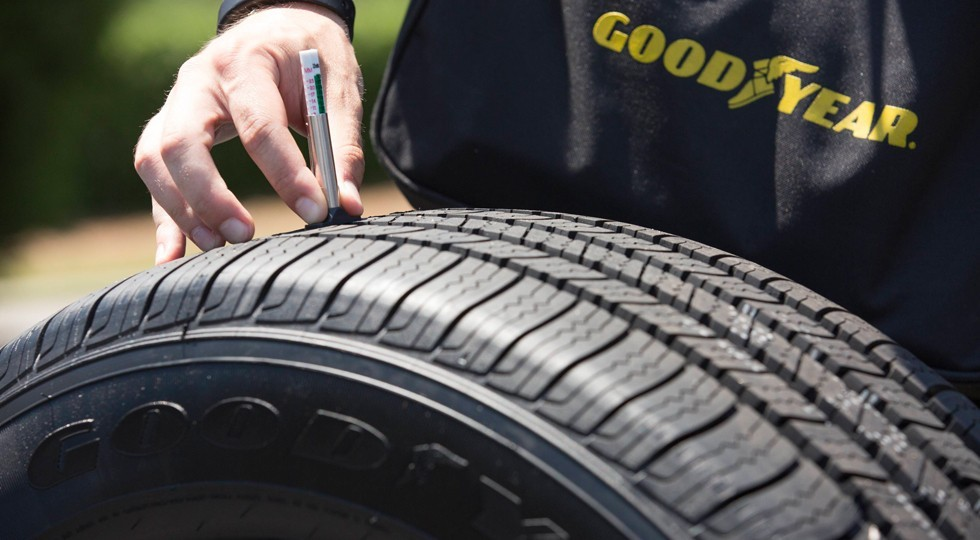 The Goodyear Tire Check NC