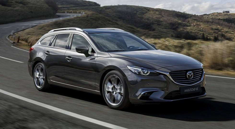 В Европе, помимо селана, продают еще и универсал Mazda6. В США и России доступна только четырехдверная версия модели