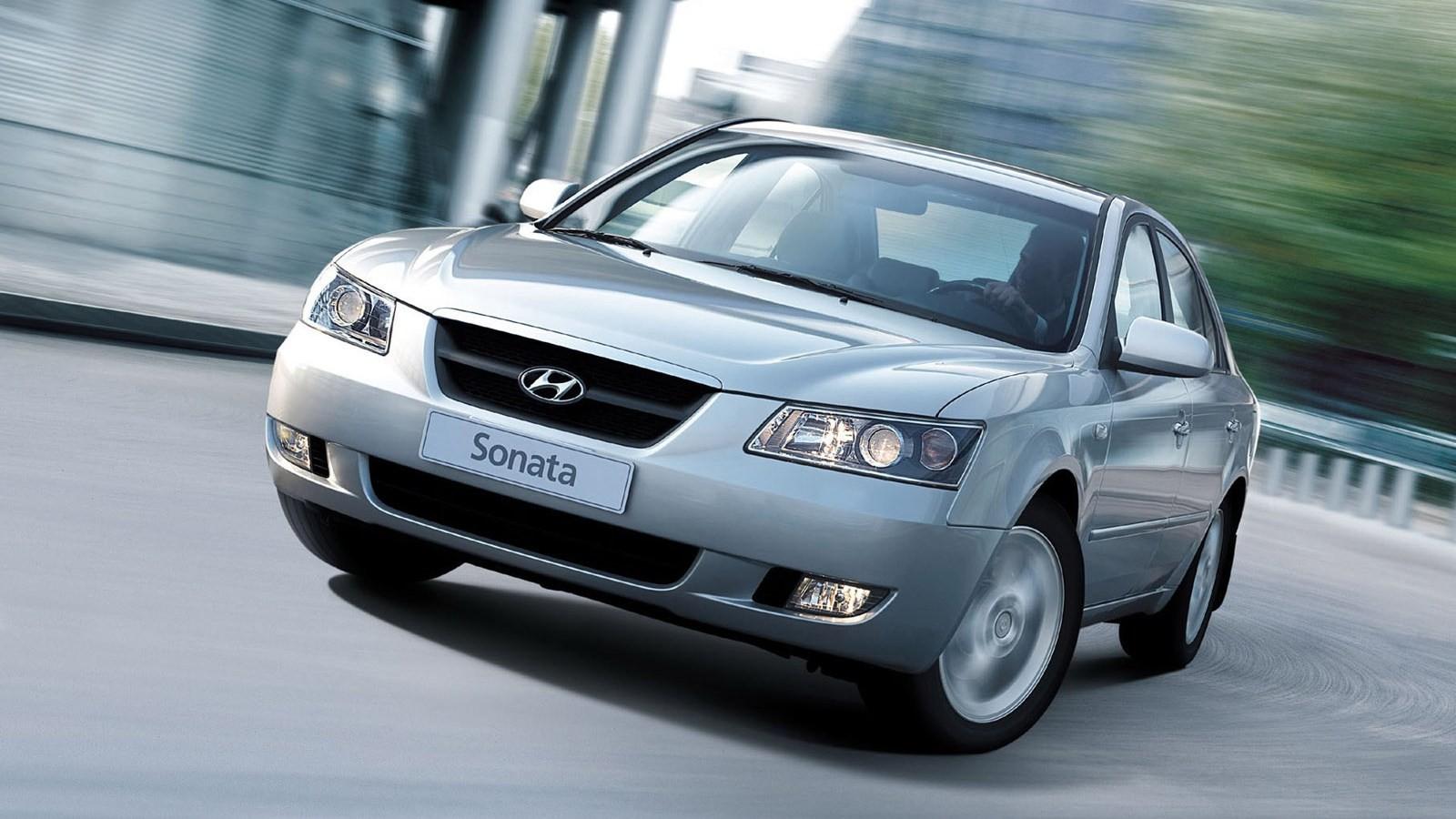 Hyundai Sonata (NF) '09.2004–11.2007ы