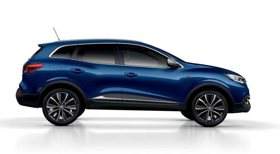 2018 — Renault KADJAR Série Limitée Armor-Lux