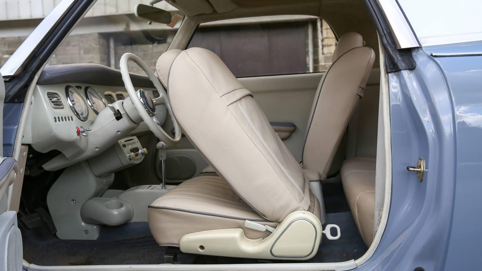 Фигаро тут, Фигаро там: опыт владения Nissan Figaro 1991 года