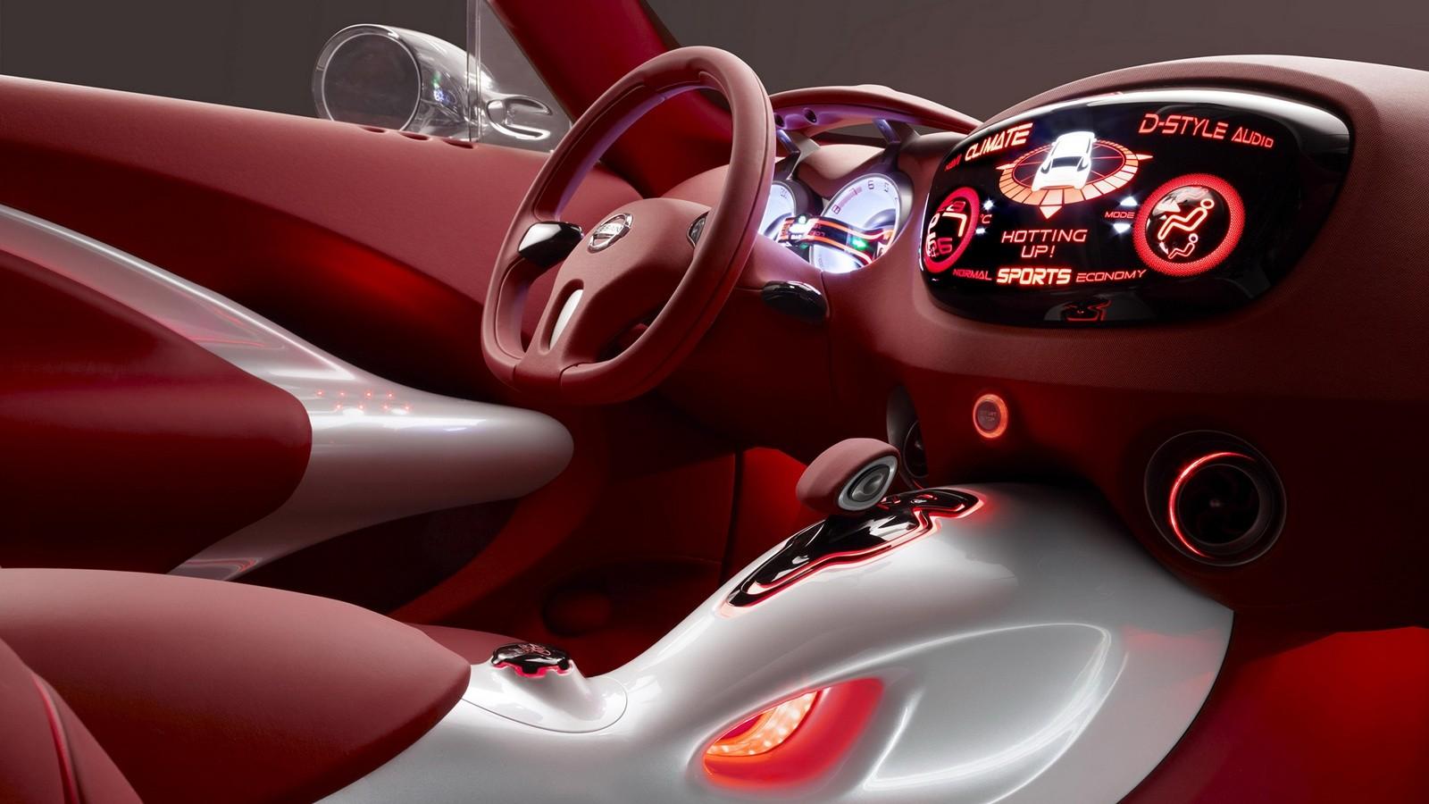 Nissan Qazana Concept '03.2009э