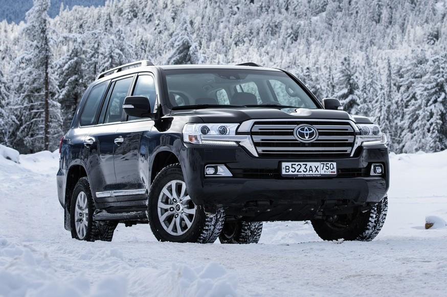 Чтобы не глохли в пути: в России отзывают автомобили Toyota и Lexus
