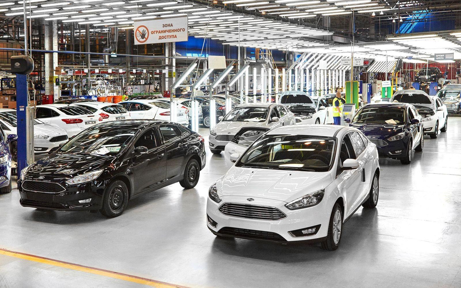 Ford махнул на легковушки рукой, а между тем Focus продолжает оставаться в России его самой продаваемой моделью.