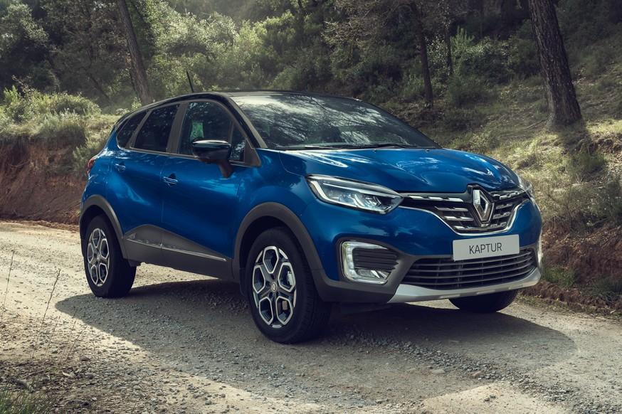 Renault повышает планку: в России хорошо продаются топовые версии Kaptur и Arkana