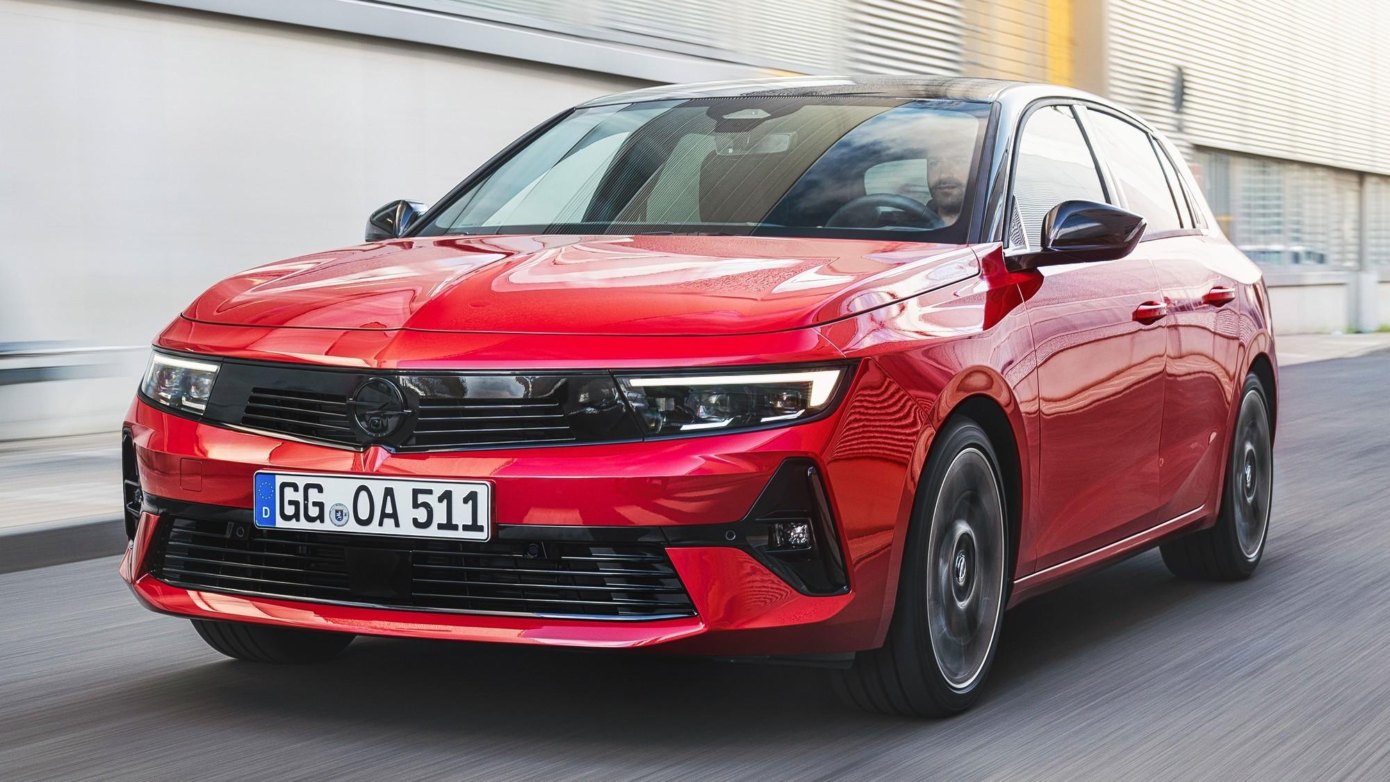 Opel готовит электрическую Astra-e и строит Гигафабрику на деньги немецкого правительства