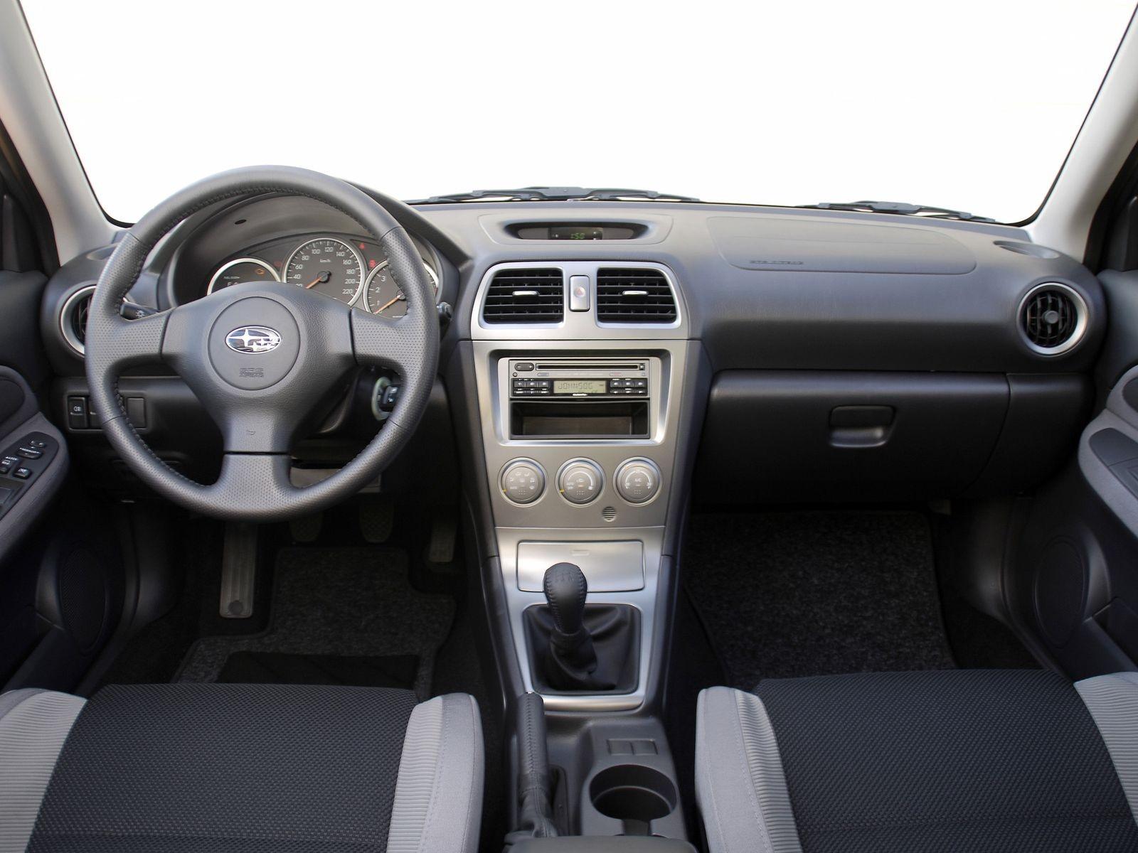 Из виртуальных гонок в реальные: стоит ли покупать Subaru Impreza II за 500 тысяч