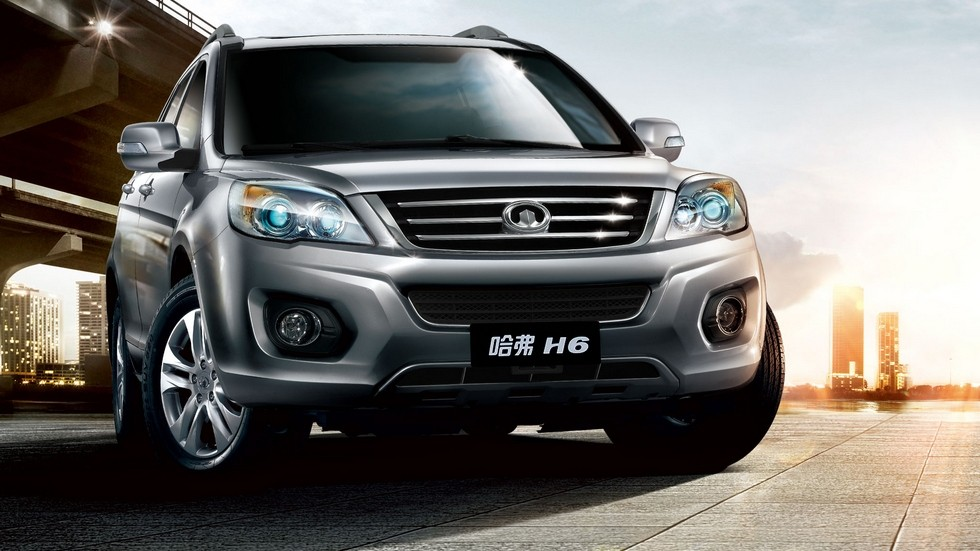 11Great Wall Hover H6 '08.2020–н.в.