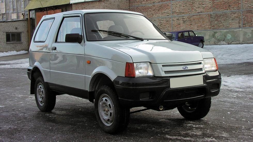 ЛуАЗ 1301 опытный