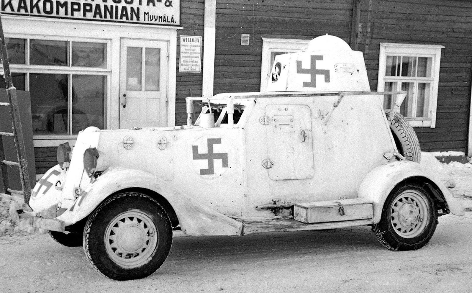 армейские легковушки СССР 24