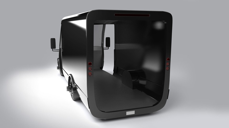 В погоне за прибылью: Bollinger открывает новый для бренда сегмент с электровэном Deliver-E
