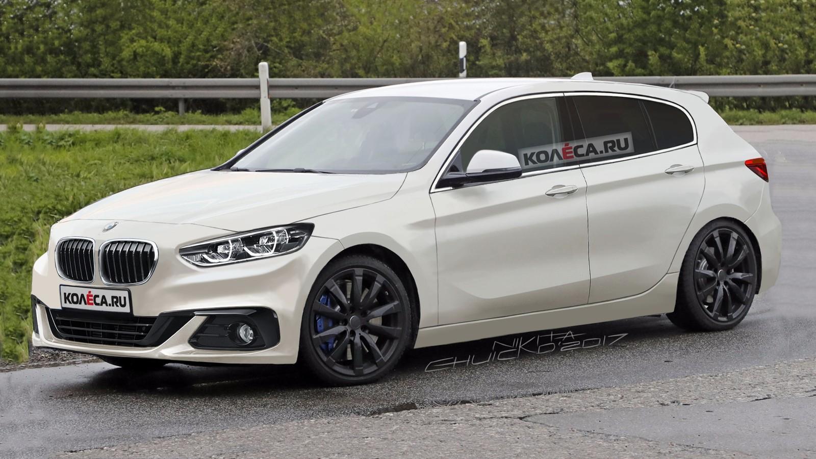 BMW 1er front1