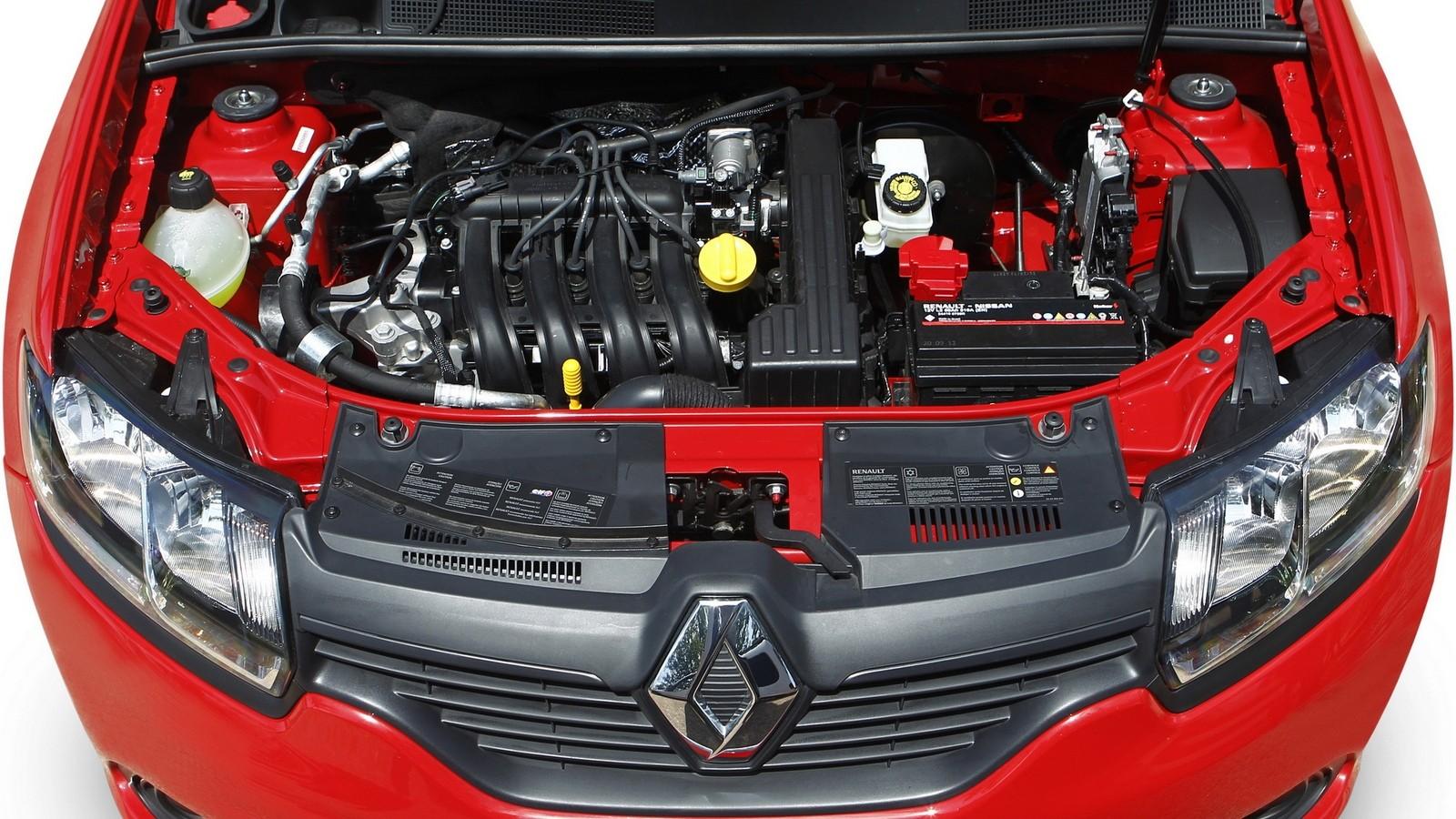 Под капотом Renault Logan BR-spec '2013–н.в.э