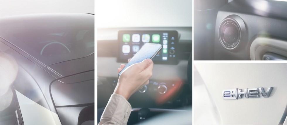Honda HR-V нового поколения: засвечены облик и салон, а еще анонсирован «другой» кроссовер