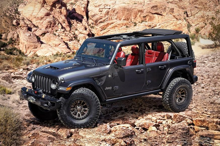 В преддверии появления конкурента: Jeep может расширить моторную гамму Wrangler