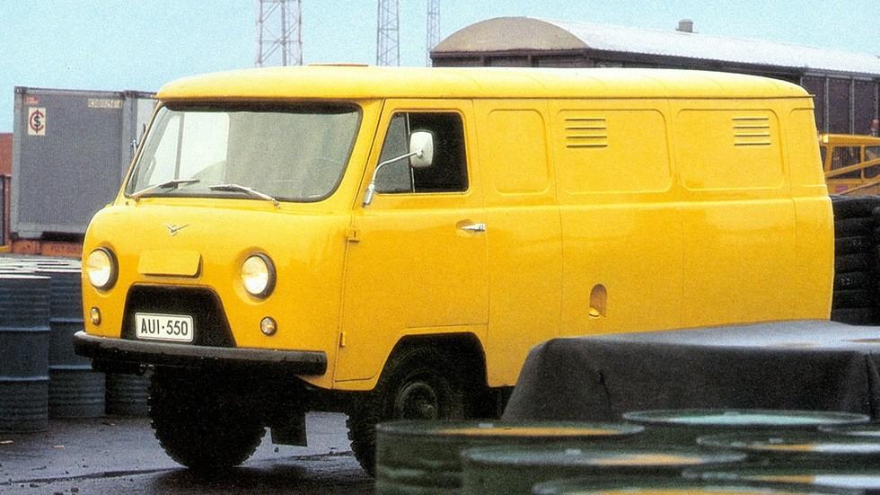 На фото: УАЗ-452 '1966–85