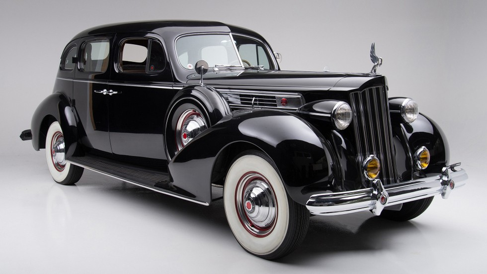 Packard Super Eight Touring Sedan '1939