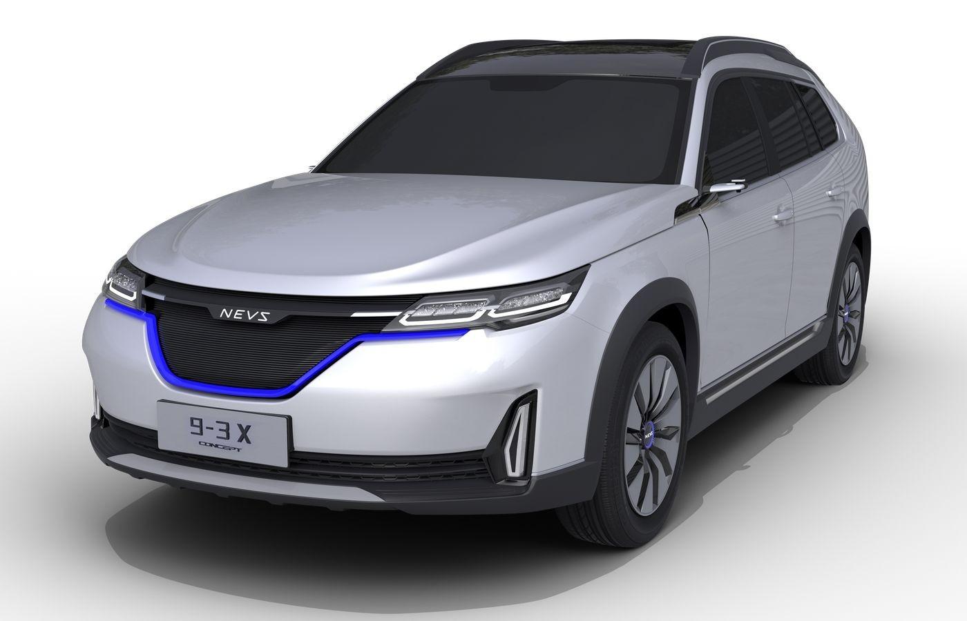 Летом 2017 года NEVS представила модернизированный седан 9-3 и кросс-универсал на его базе с иднексом 9-3X (на фото), однако когда эти машины пойдут в серию, пока неизвестно.