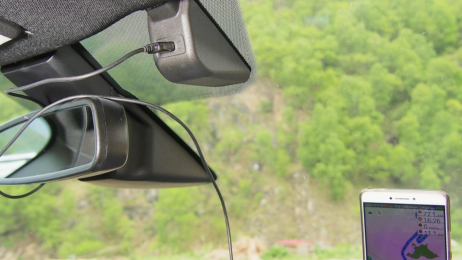 Ford Explorer интерьер usb