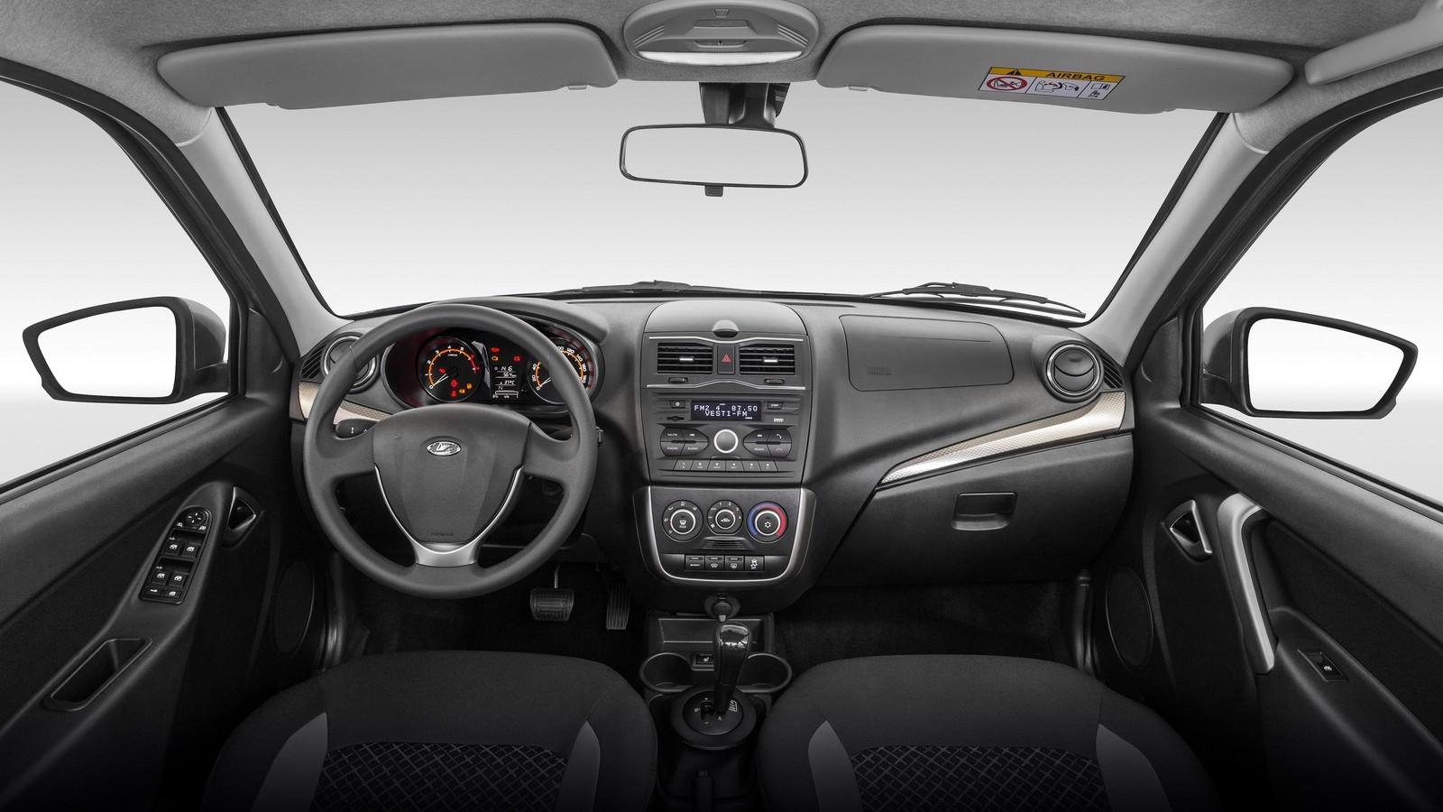 01 new lada granta interior - Тест драйв лада гранта 2018 года лифтбек