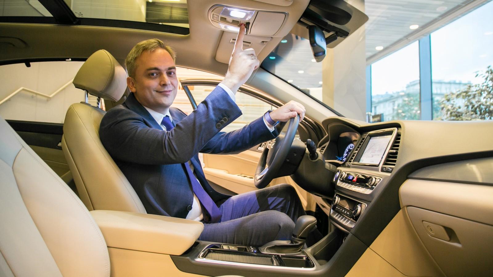 Нефедов Александр, директор по послепродажному обслуживанию