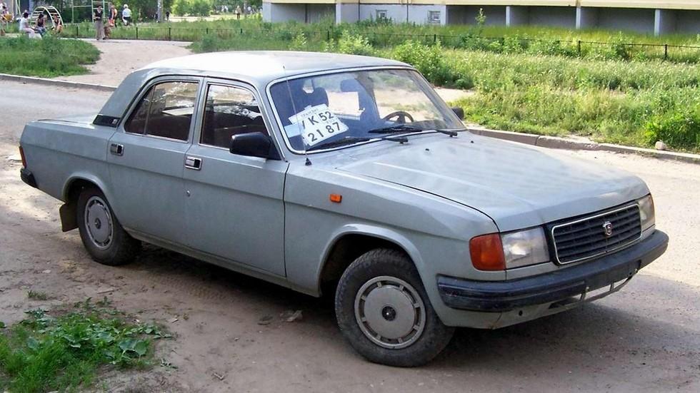 Серийный ГАЗ-31029