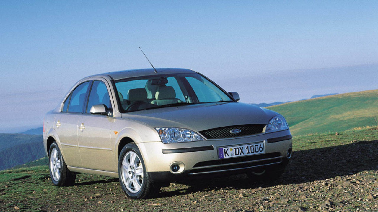 Ford Mondeo '2000–09