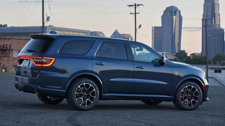 Мощный родственник Jeep Grand Cherokee: Dodge начал выпуск Durango SRT Hellcat