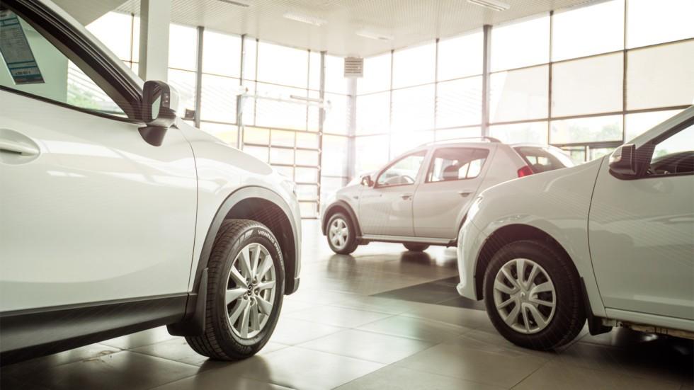 Россия опередила Бразилию и ЮАР по продажам новых машин на 1000 человек