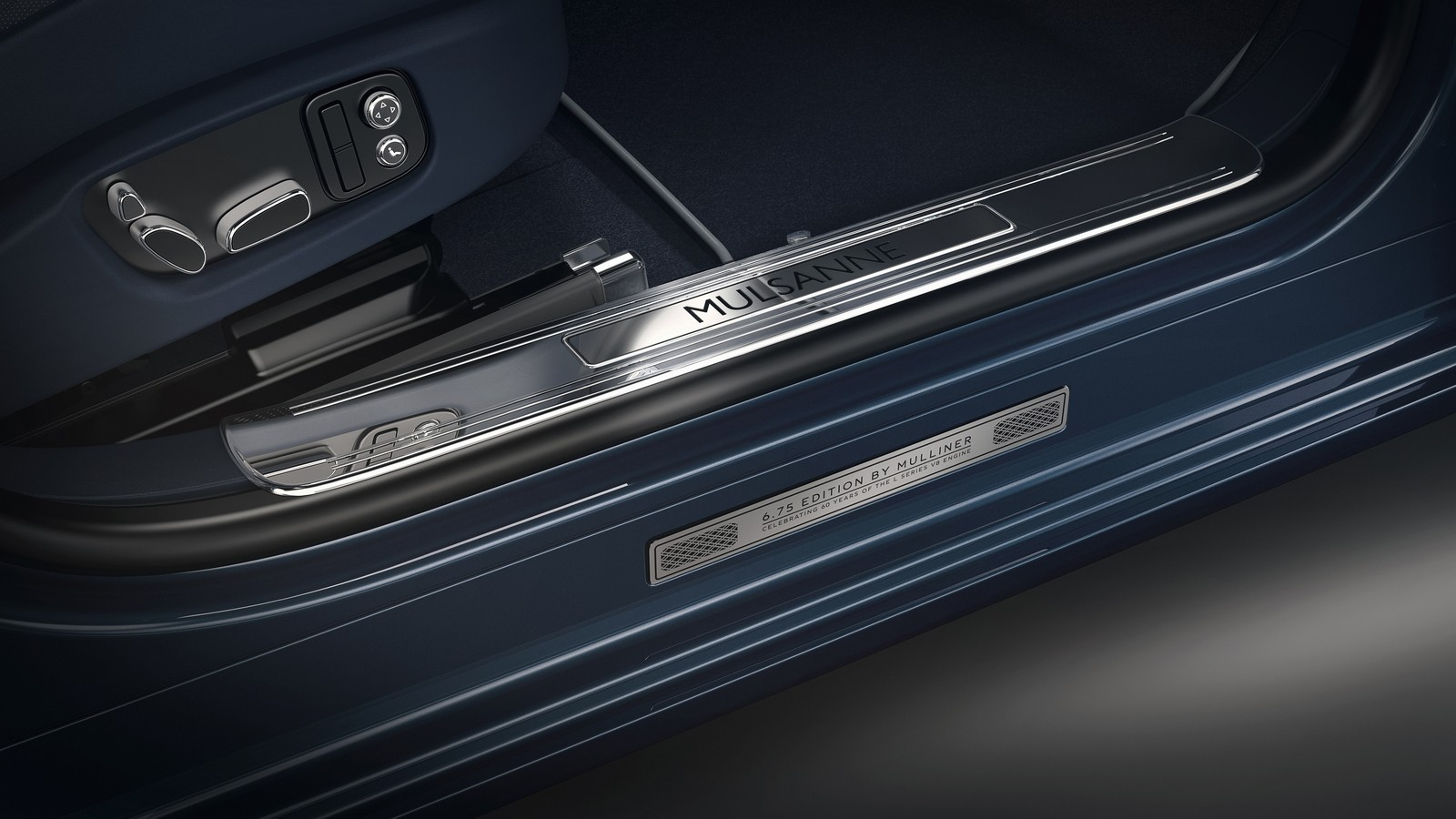 Bentley прощается с флагманским Mulsanne и легендарным 6,75-литровым V8