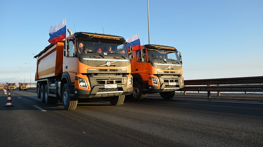 Дорожные работы: на платной трассе М-4 «Дон» завершили реконструкцию на год раньше срока