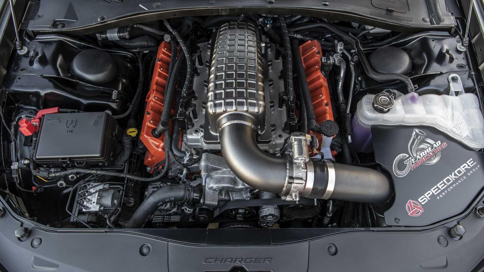 Вот это по-братски: полноприводный Dodge Charger SpeedKore с 1546-сильным мотором