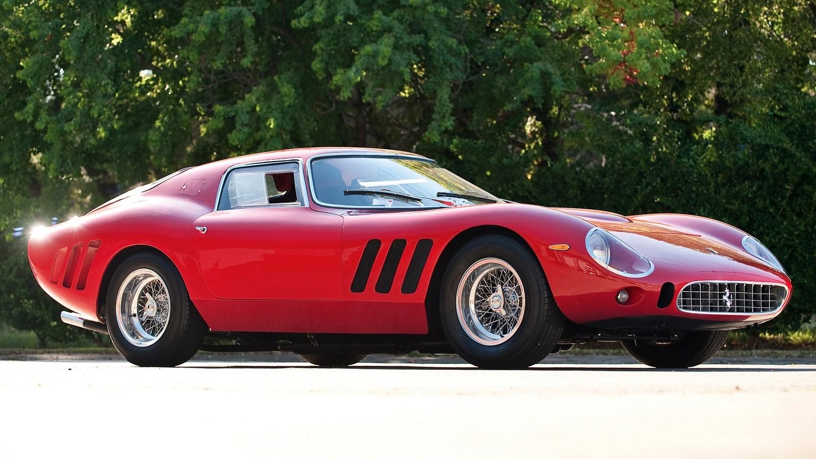 На фото: Ferrari 250 GT '1962