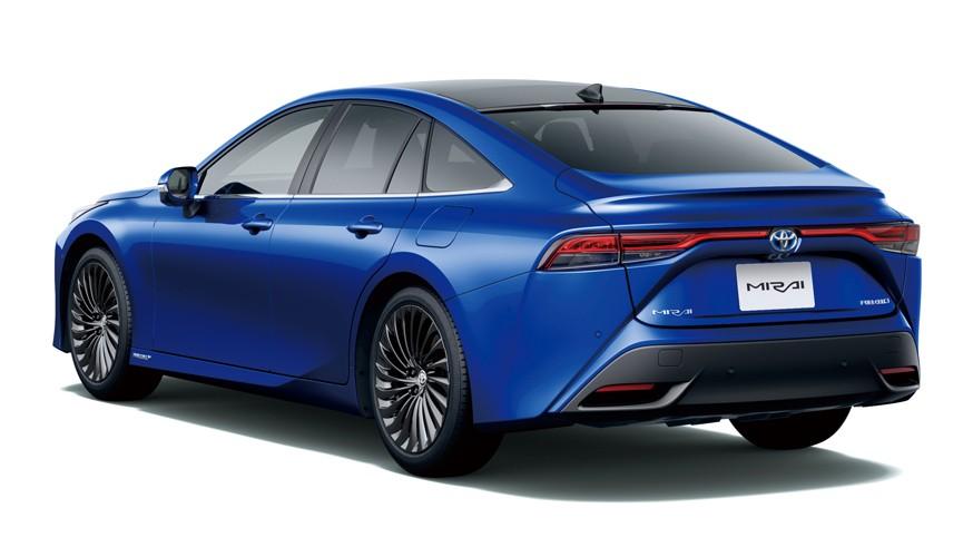Toyota вывела Mirai второго поколения на рынок: максимальный запас хода вырос до 850 км