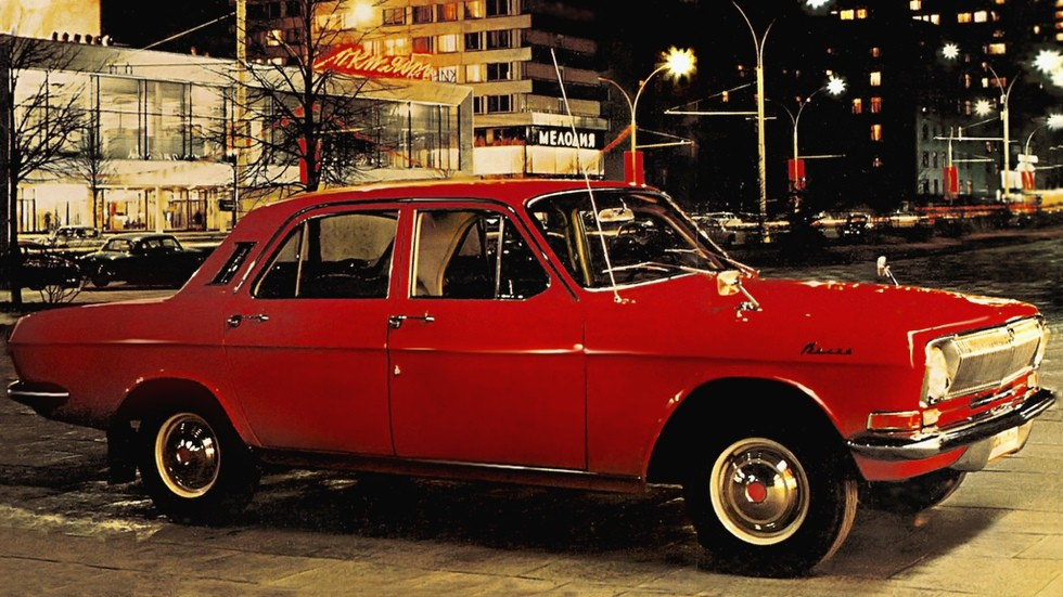 ГАЗ-24 Волга '1967–1968
