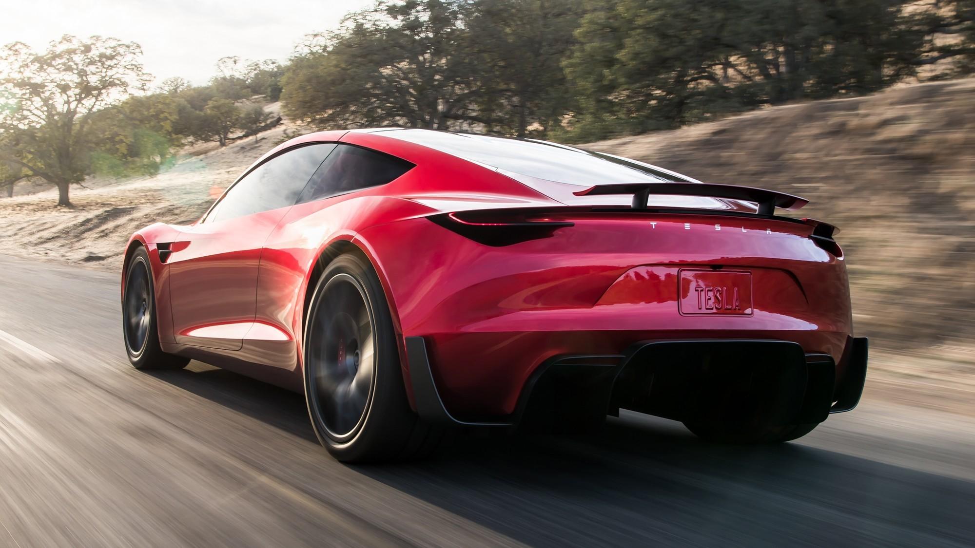 Идёт на взлёт: Илон Маск пообещал снабдить новый Tesla Roadster ракетными технологиями