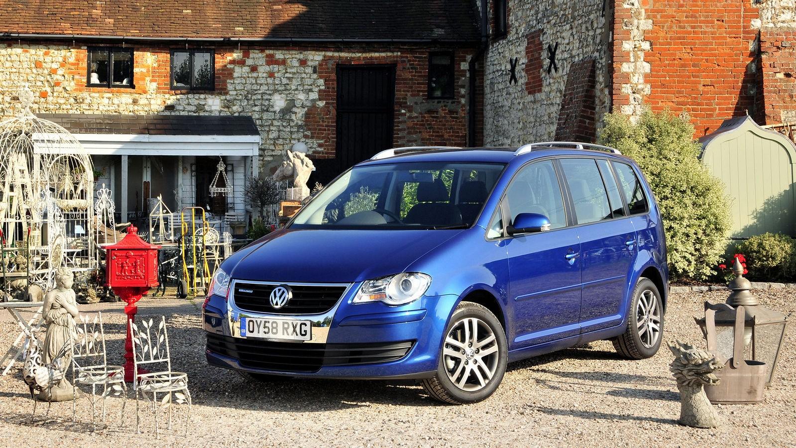Volkswagen Touran '2006–10
