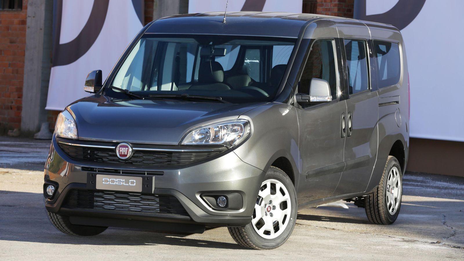 Монеточка с турбиной: тест-драйв Fiat Doblo