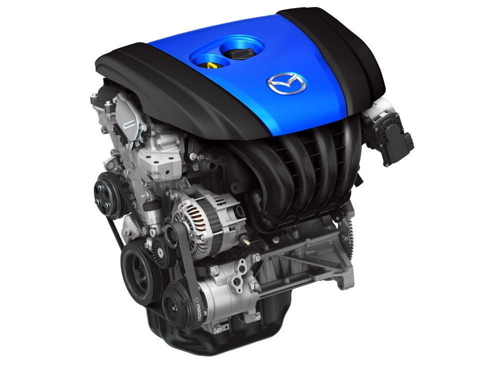 Mazda SKYACTIV-G 2.0