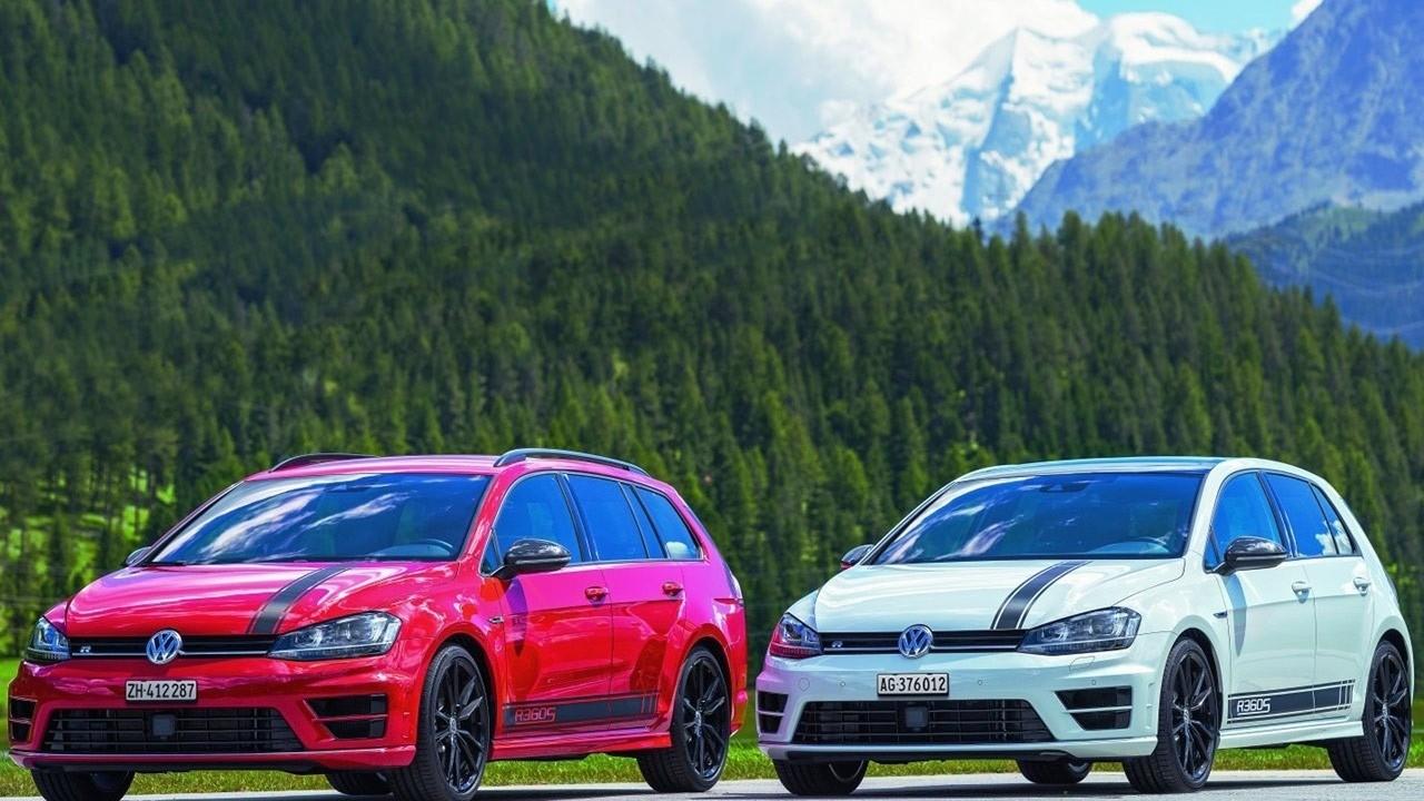 Volkswagen Golf R360S от ABT Sportsline