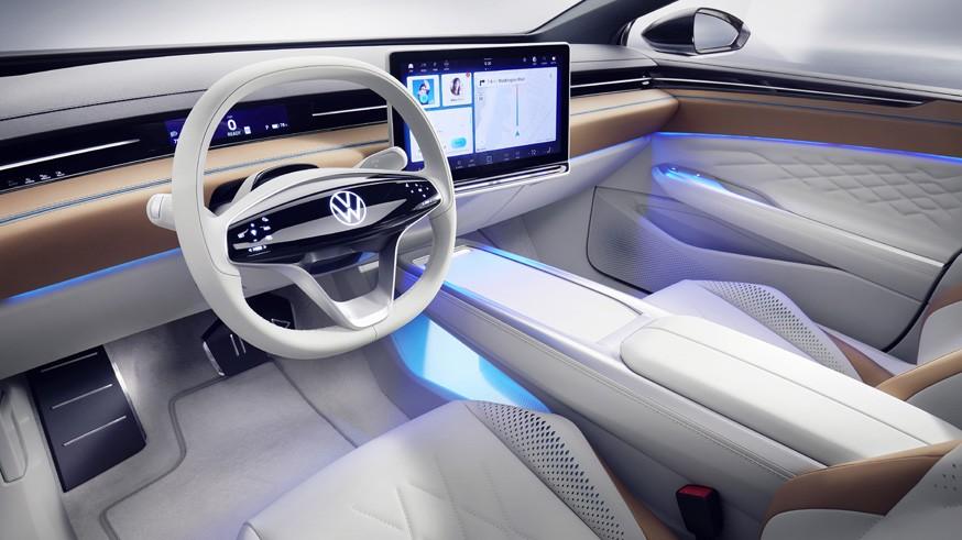 Volkswagen превратит концепт ID. Space Vizzion в серийный универсал Aero B