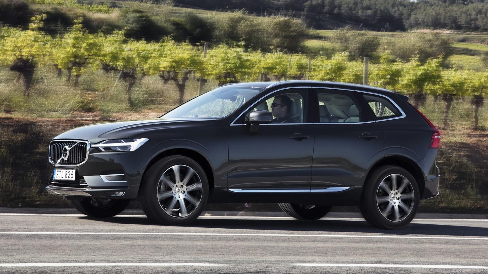 New Volvo XC60 — D5