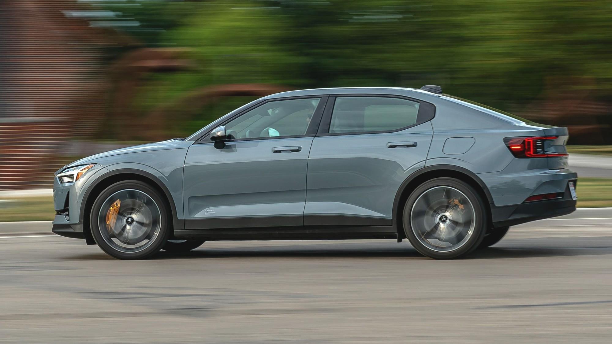 Американский приговор: Polestar 2 и Volvo XC40 Recharge огорчили низким EPA-рейтингом
