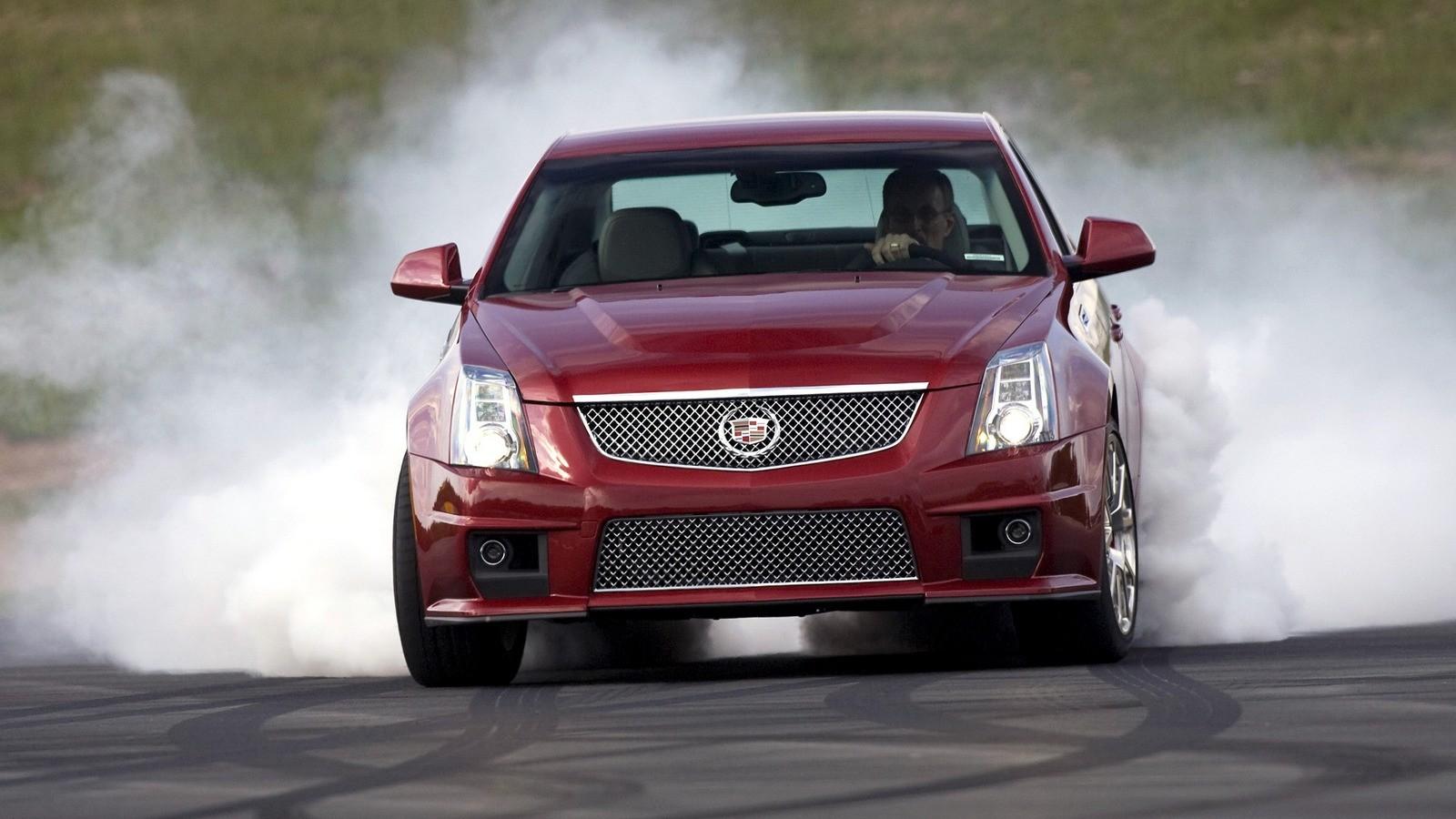 Cadillac CTS-V '2009–13