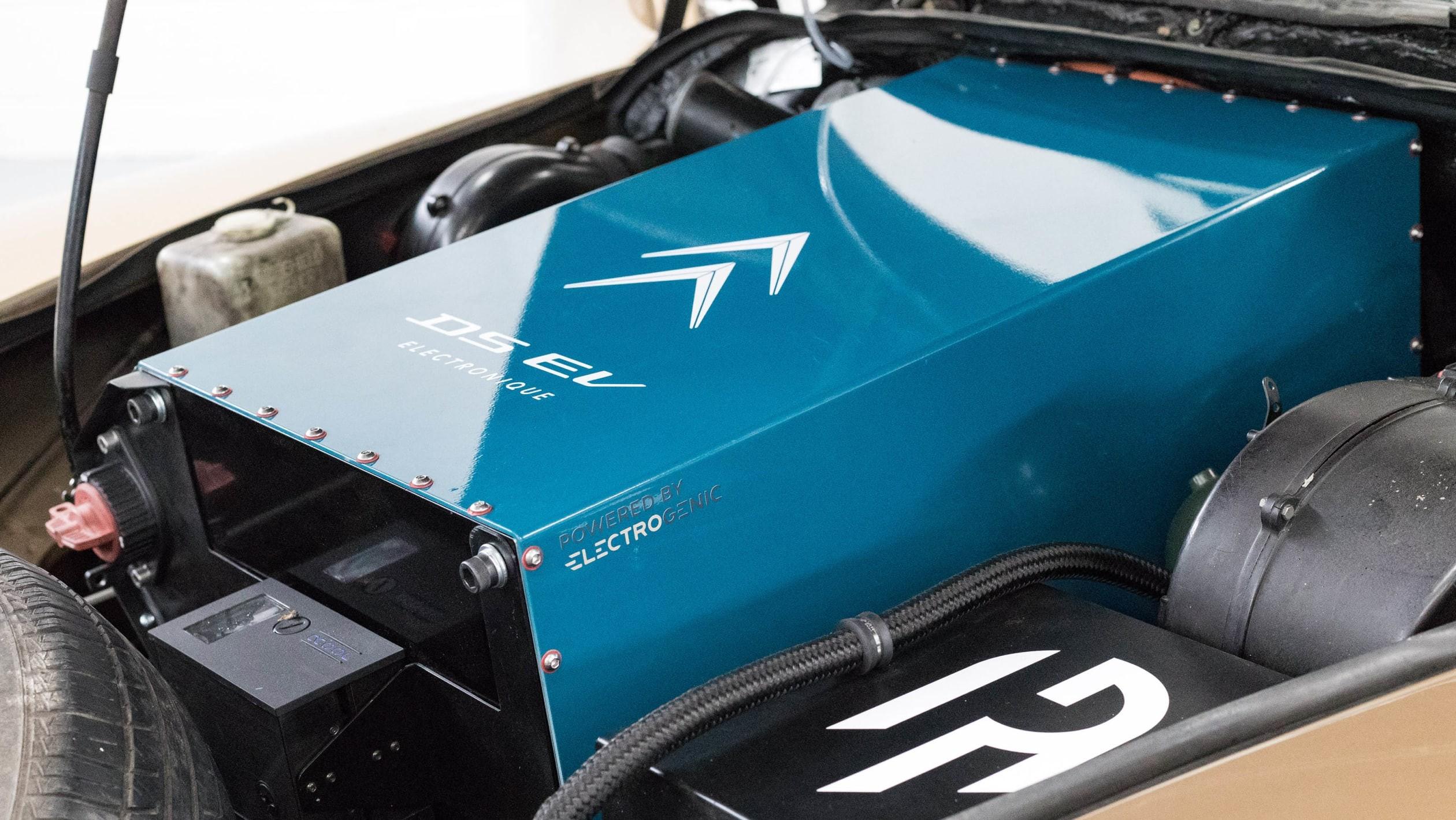 Наэлектризованная Богиня: классический Citroen DS стал электромобилем