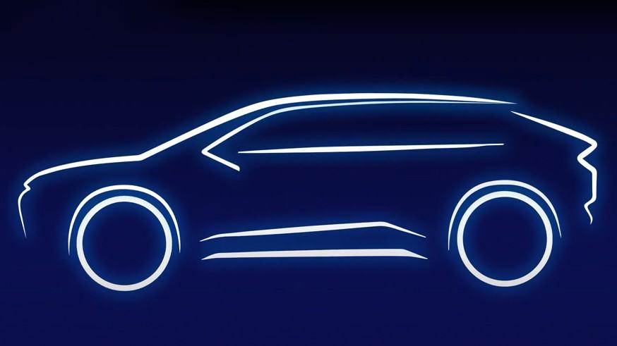 Subaru готовит очередную новинку: первое изображение